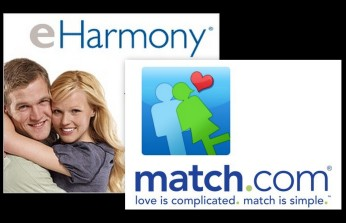 eharmony and match montage